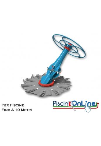 PULITORE SEMI AUTOMATICO PER PISCINE FINO A 10 METRI - 4/5 - MC/H