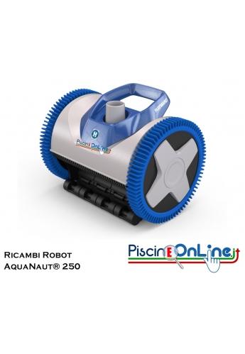RICAMBI PER PULITORE IDRAULICO ROBOT HAYWARD MODELLO: AquaNaut® 250