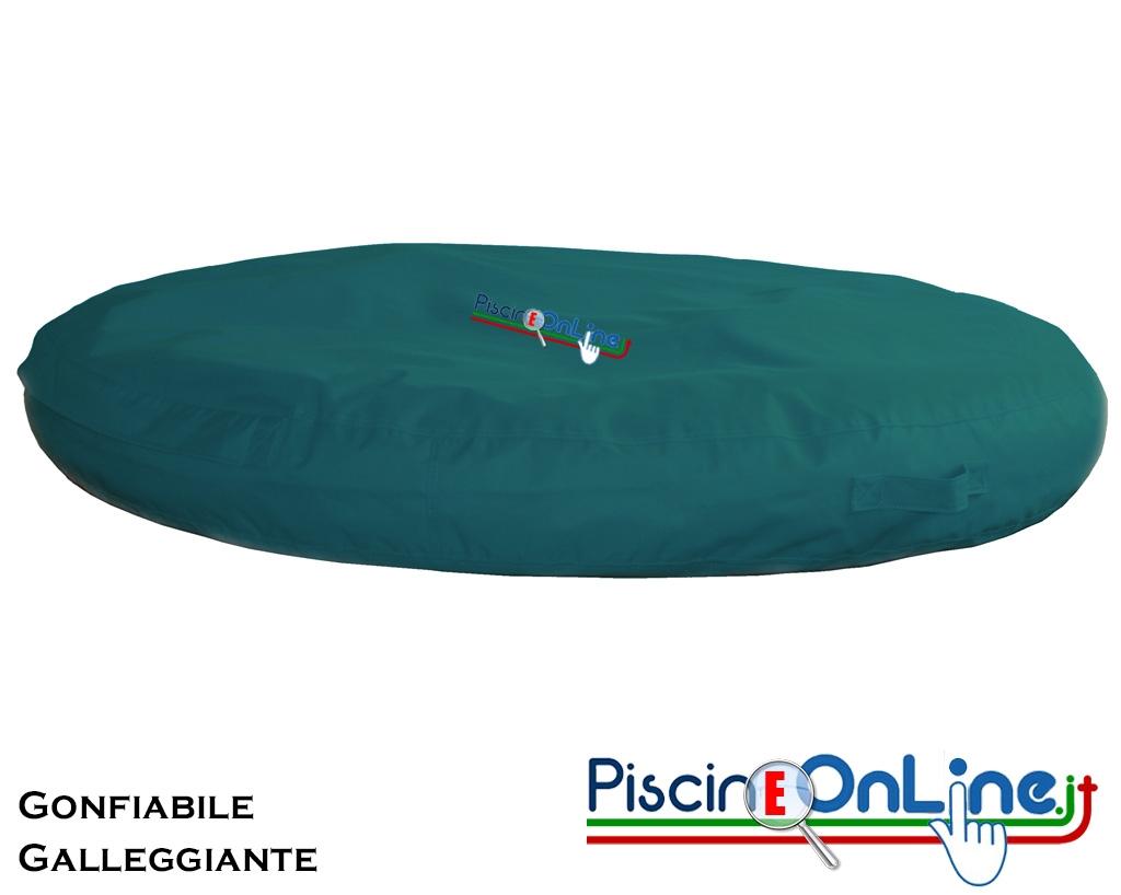 Cuscini Da Esterno Impermeabili cuscino gonfiabile e galleggiante in materiale impermeabile -per piscine e  giardini - 4 colori - piscineonline.it