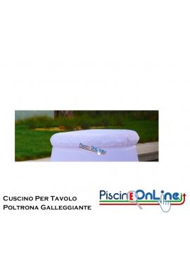 CUSCINO GONFIABILE PER TAVOLO E POLTRONA GALLEGGIANTE