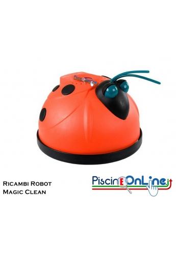 RICAMBI PER PULITORE IDRAULICO MODELLO - MAGIC CLEAN