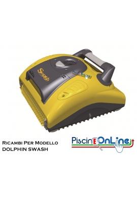 RICAMBI PER ROBOT PISCINA DOLPHIN MAYTRONICS - MODELLO: DOLPHIN SWASH