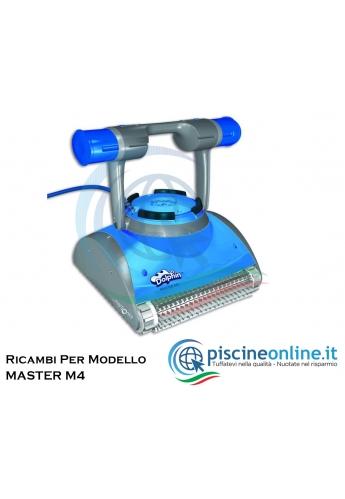 RICAMBI PER ROBOT PISCINA DOLPHIN MAYTRONICS - MODELLO: DOLPHIN MASTER M4