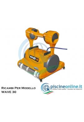 RICAMBI PER ROBOT PISCINA DOLPHIN MAYTRONICS - MODELLO: DOLPHIN WAVE 30