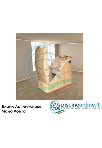 Sauna ad Infrarossi per una persona serie mono