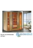 Sauna ad Infrarossi per quattro persone persone serie premium