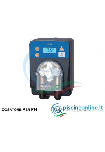 Regolatore di PH+ e PH- Strumento PH per la regolazione Proporzionale