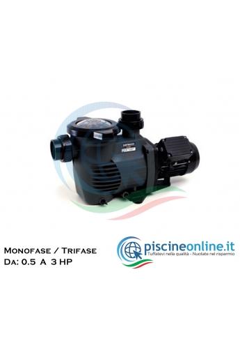 POMPA HAYWARD K-FLO - GAMMA COMPLETA DA 0.5 A 3 HP - PER PISCINE RESIDENZIALI