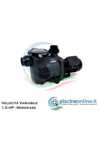 POMPA HAYWARD K-FLO A VELOCITA' VARIABILE -VSTD- DA 1.5 HP - PER PISCINE RESIDENZIALI