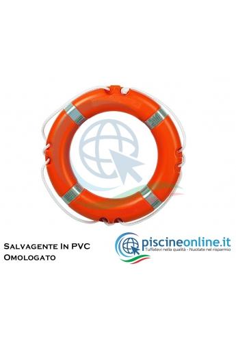 SALVAGENTE RIGIDO IN MATERIALE PLASTICO PVC OMOLOGATO