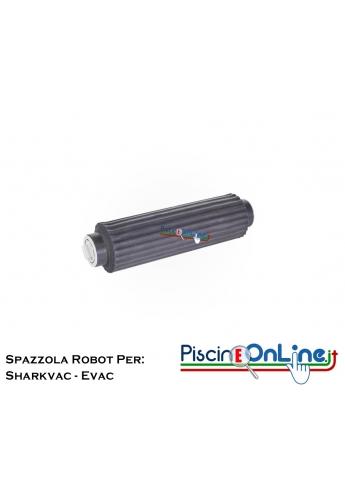 RULLO A SPAZZOLA - RCX26008 per SHARKVAC -EVAC