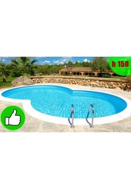 Piscina Fuori terra ISOLABELLA VIP 120- Disponibile in 4 Misure