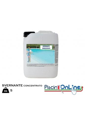 Svernante concentrato - trattamento invernale piscina per la chiusura - prodotti manutenzione piscina online