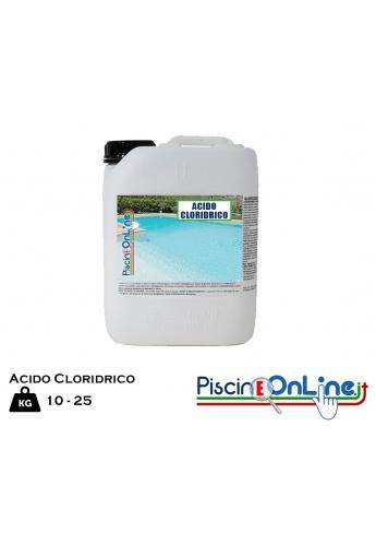 ACIDO CLORIDRICO 32 - 33 %