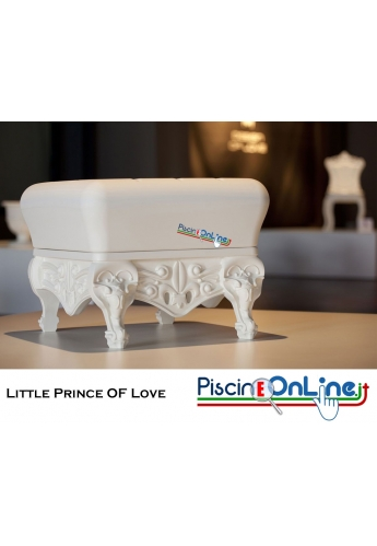 POUF LITTLE PRINCE OF LOVE by MORO E PIGATTI DESIGN