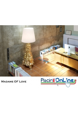 LAMPADA MADAME OF LOVE by MORO E PIGATTI DESIGN