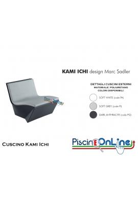 CUSCINO (SOLO) PER POLTRONA KAMI ICHI by MARC SADLER DESIGN