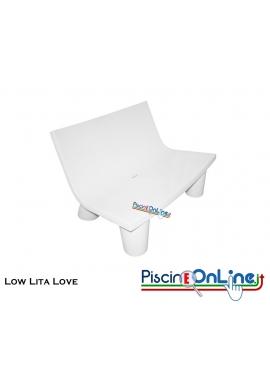 POLTRONA DOPPIA LOW LITA LOVE by PAOLA NAVONE DESIGN