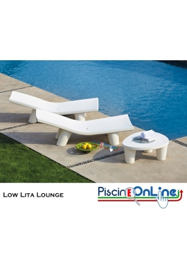 SDRAIO LOW LITA LOUNGE by PAOLA NAVONE DESIGN