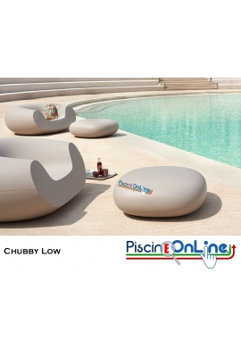 POUF CHUBBY LOW by MARCEL WANDERS DESIGN