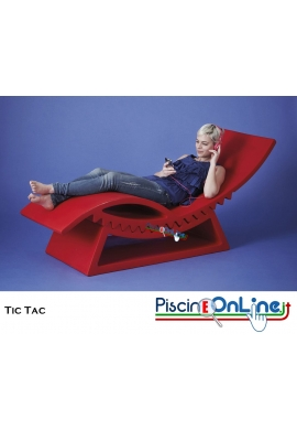 SDRAIO E TAVOLINO TIC TAC - 2 IN 1 by MARCO ACERBIS DESIGN