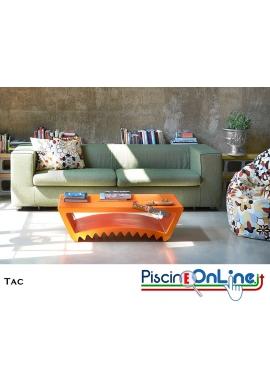 TAVOLINO TAC COMBINABILE by MARCO ACERBIS DESIGN - PROMOZIONE SCONTO PER PISCINE SPA E ARREDO