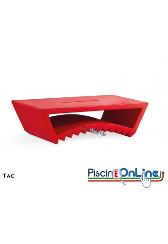 TAVOLINO TAC COMBINABILE  by MARCO ACERBIS DESIGN