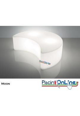 POUF A FORMA DI LUNA MOON by ALAIN HADIFE DESIGN