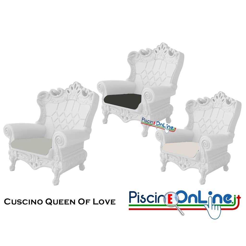 Arredamento Design In Offerta.Cuscino Solo Per Poltrona Queen Of Love By Moro E Pigatti Design