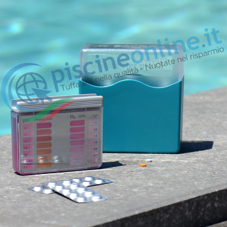 pool tester
