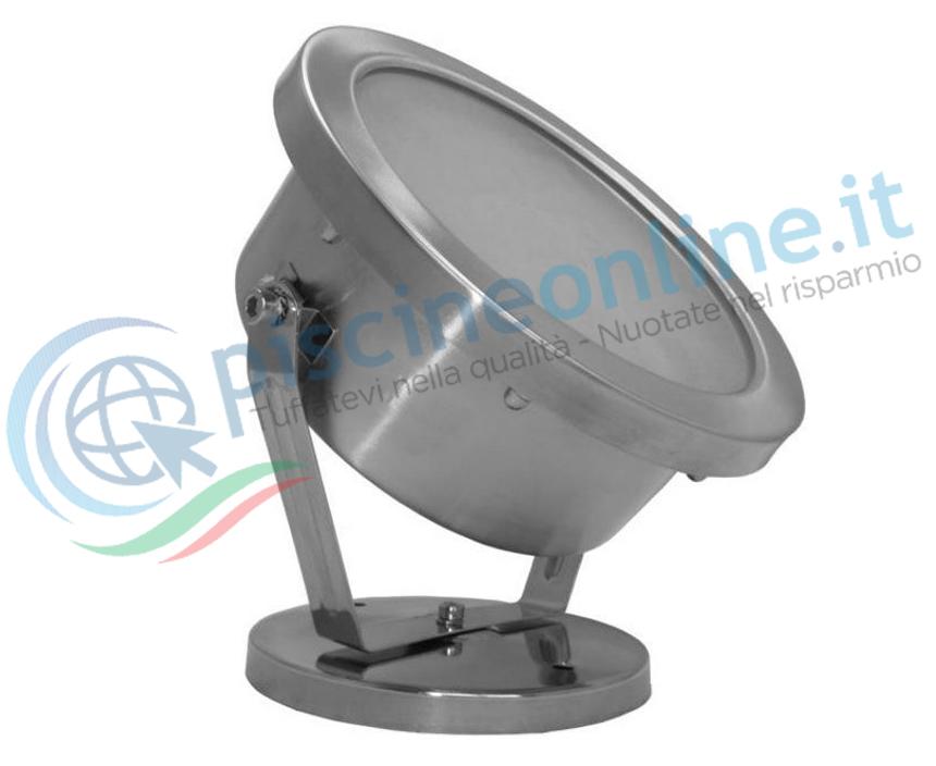 proiettore a led bianco o rgb