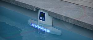 proiettore piscina