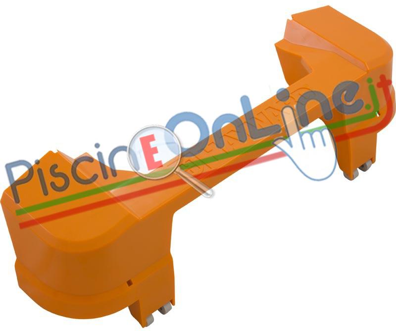 maniglia arancione