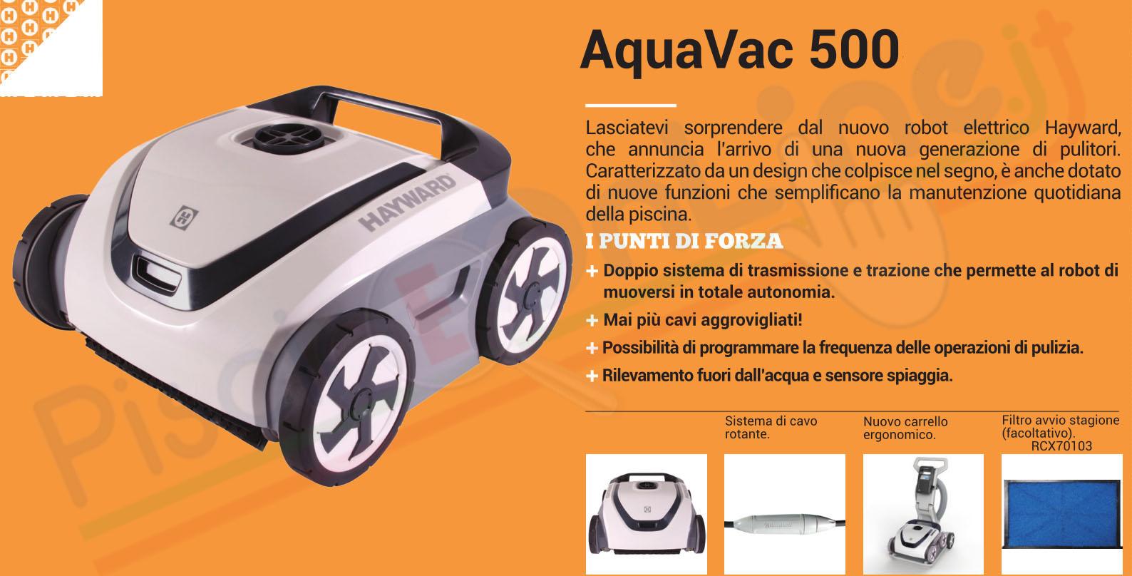 ROBOT AQUAVAC