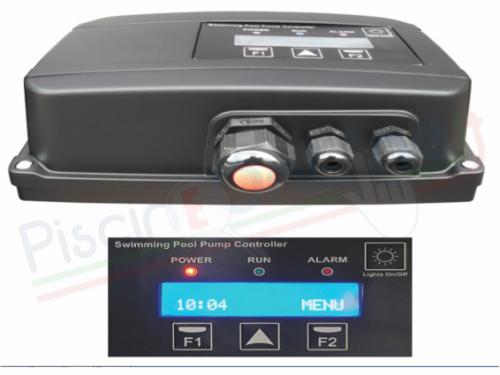 pompa per piscina smart control