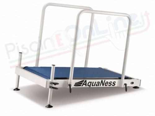 tapis roulant per piscina