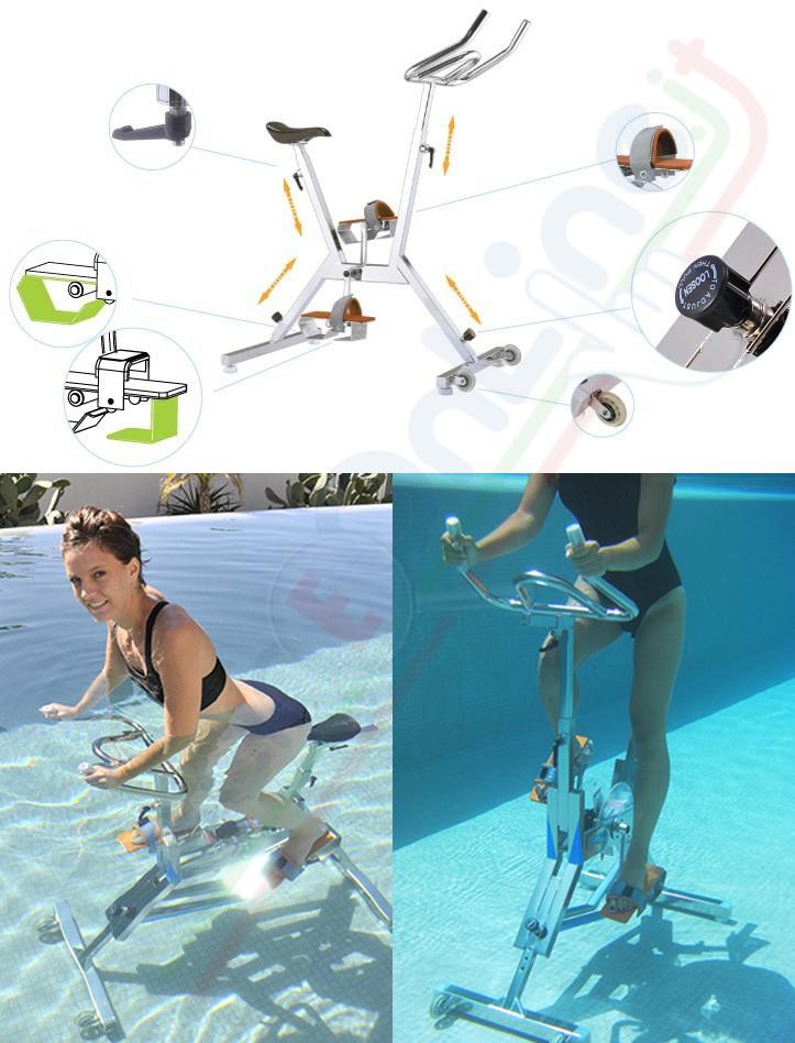 Dettagli aquabike