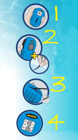 Tester dell 39 acqua digitale misuratore cloro e ph tester digitale piscina - Misuratore ph piscina ...