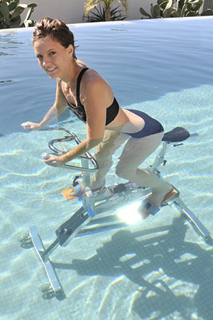 Aquabike: Fitness in piscina